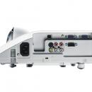 Projektor Hitachi CP-CX250 wejścia