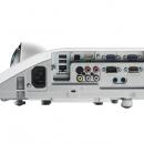 Projektor Hitachi CP-CX300WN wejścia boczne