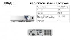 projektor CP-EX300N