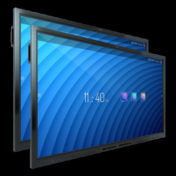 2 x Monitor interaktywny SMART SBID-GX175